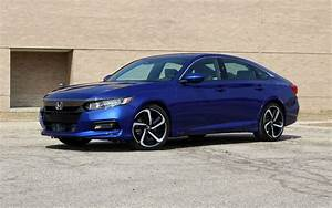 2019 Honda Accord Sedan Reviews  News  Pictures  And Video