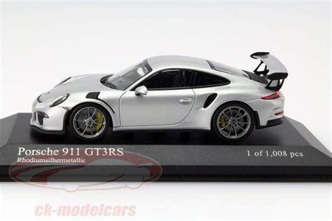 Porsche Model Cars by Porsche 911 911 Gt3 Rs From Minichs In Scale 1 43