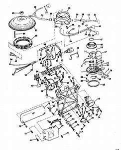 Johnson Ignition System Parts For 1972 85hp 85esl72r