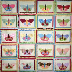 Butterfly Quilt Block Patterns