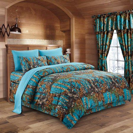 king size camo comforter regal comfort 8pc king size woods sea camouflage