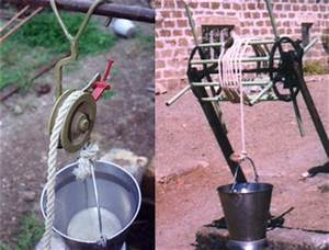 Pulley with stopper   National Innovation Foundation-India