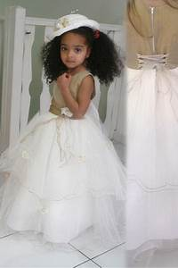 robe fillette pour mariage With robe mariage fillette