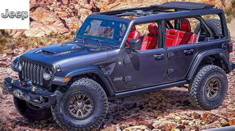 The new model is about to hit the roads but fans are anticipating the 2021 model for one particular reason. 2021 Gladiator 392 V8 : Report Will There Be A Jeep ...