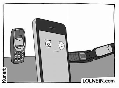 Smartphone Nokia Vs Smartphones Think Lolnein Huh