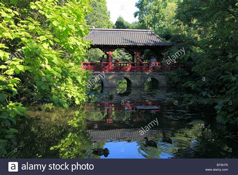 Japanischer Garten Chempark by Japanischer Garten Stockfotos Japanischer Garten Bilder