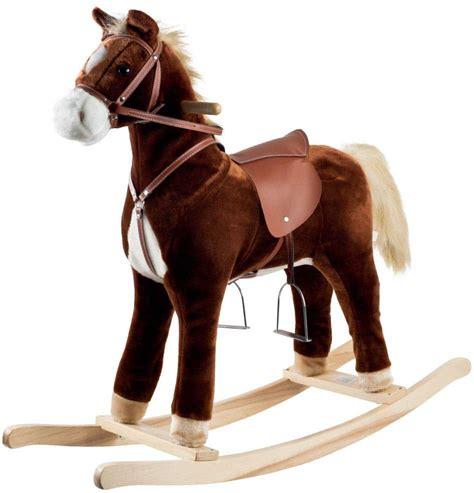 rocking horse trails happy