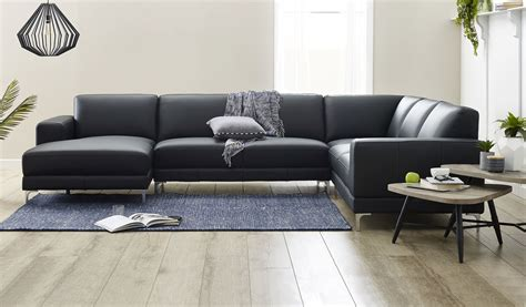 m chaises black leather chaise lounge sofa teachfamilies org