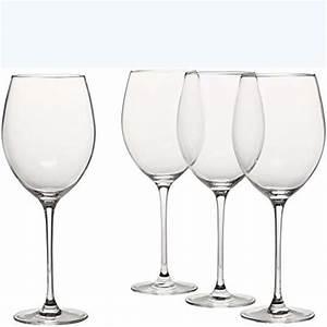 Gros Verre A Vin : o les verres de vin rouge en gros bon march ~ Teatrodelosmanantiales.com Idées de Décoration