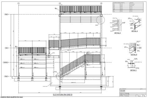 erection elevation drawing tekla user assistance