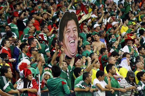 Fifa Mexico Soccer Federation Won Fined For Fans