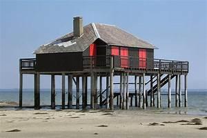 construction maison sur pilotis avantages et inconvenients With construction maison sur pilotis