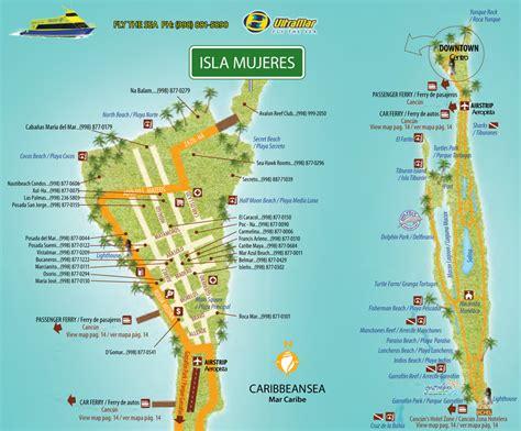 isle of cuisine downtown isla map cancun tips