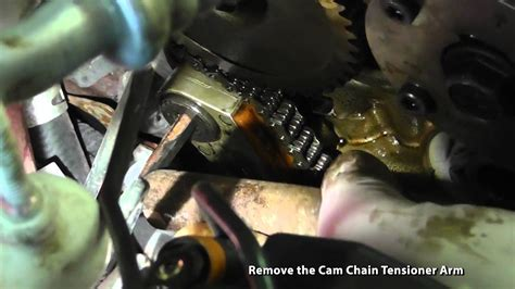 replacing timing chain guides  tensioner civic type