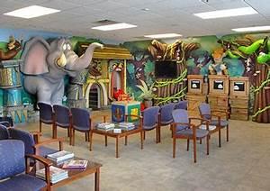 Pediatric fice Décor Ideas