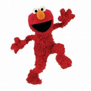RoomMates 5 in x 11 5 in Sesame Street Elmo Peel and