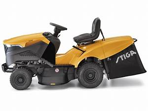 Rasenmäher Traktor Stiga : stiga estate 5092 hw rasentraktor modell 2018 stiga ~ Jslefanu.com Haus und Dekorationen
