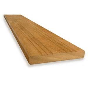 planche lantawi en bois tali naturel l 270 x l 14 5 cm x