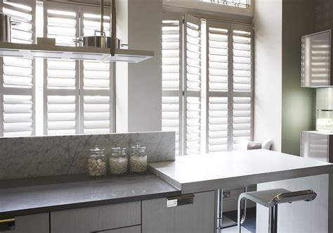 Hoppen Kitchen Interiors by Designer Collection Window Shutters Gallery The Shutter