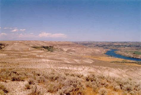 Hagerman Fossil Beds National Monument by Vs Idaho Hfb Nm