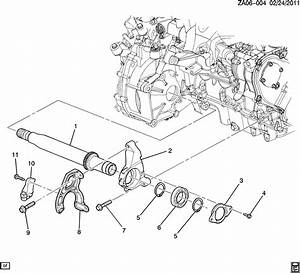 2004 Saturn Ion Bracket  Front Wheel Drive Axle Shaft