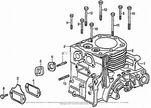 Honda Engines G80 Bq Engine  Jpn  Vin  G80