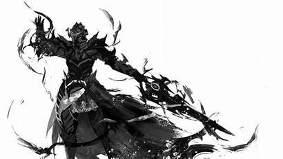 Ffxiv Knight Dark Fantasy Final Fanart Survivor