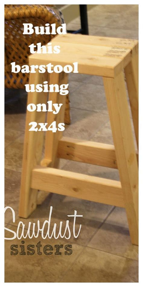 build  barstool   xs diy bar stools diy
