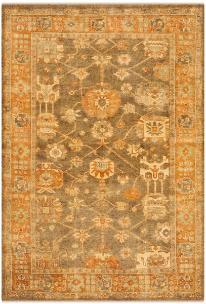 safavieh oushak oushak collection traditional turkish carpets safavieh