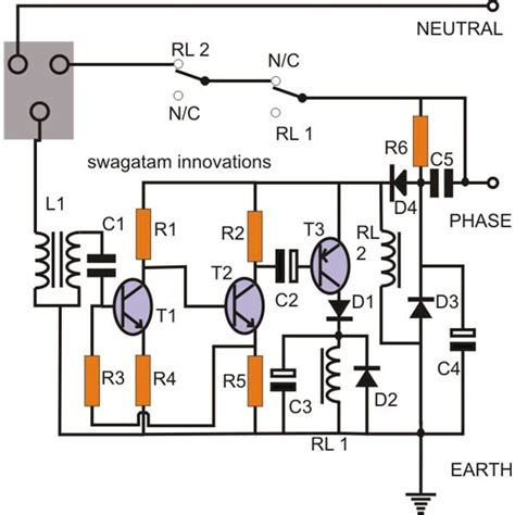 circuit panel september 2013 make a simple earth leakage circuit breaker elcb circuit