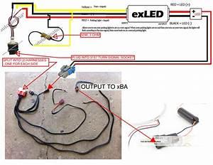 Led Turn Signal Resistor Wiring Diagram  Led  Free Engine