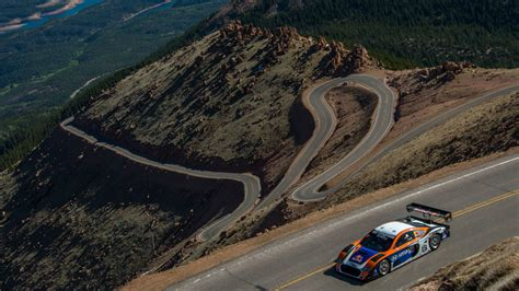 care   pikes peak hill climb