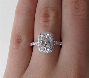 carat diamond solitaire engagement rings hd images for With 2 carat diamond wedding ring