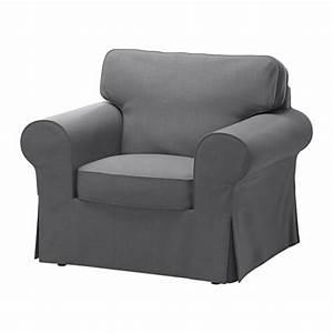 Ikea Fauteuil Salon : ektorp fauteuil nordvalla gris fonc ikea ~ Teatrodelosmanantiales.com Idées de Décoration