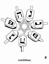 Coloring Hanukkah Dreidel Printable Gta Clipart Menorah Hellokids Clipartmag Library Popular sketch template