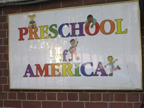 preschool of america preschools east side new 456 | l