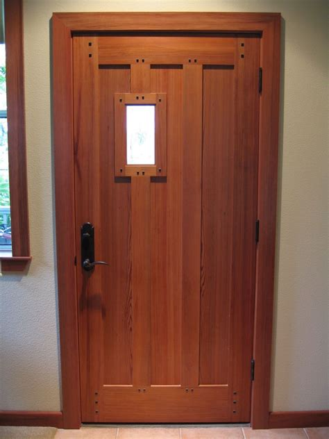 hand crafted custom redwood mortise tenon  wenge