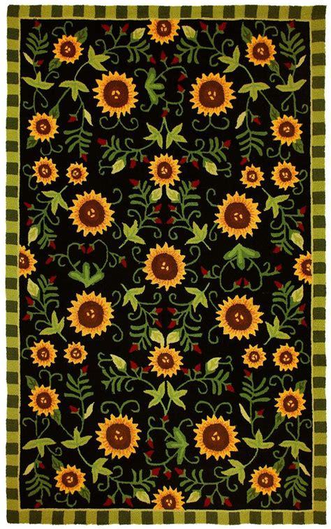 rugs beautiful sunflower rugs  sweet interior floor