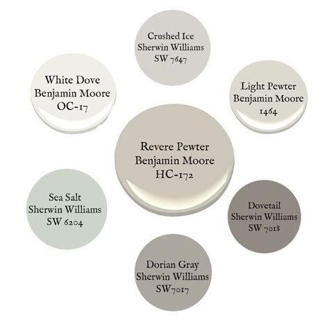 does benjamin moore has light pewter paint color the expert