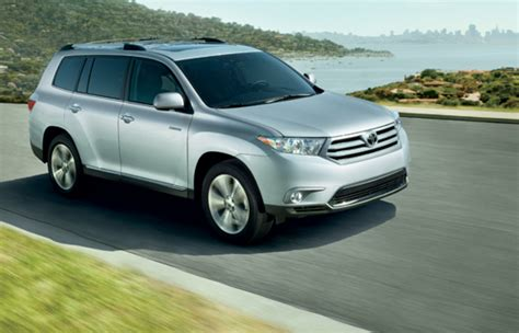 Toyota Highlander 2007-2012 Used Car Review