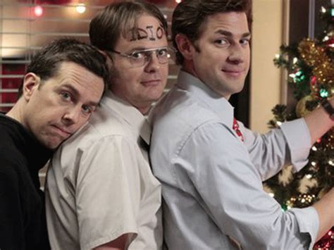 Erin Loves Andy & Kevin Loves Oatmeal A Very Office