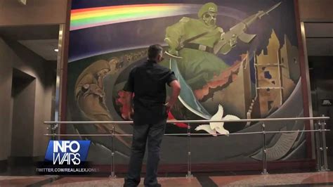 Denver International Airport Murals Removed by Mysterious Murals Revealed Denver International Airport
