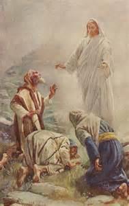 Art Jesus Transfiguration