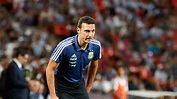 Lionel SCALONI to be announced as Argentina coach, will be ...