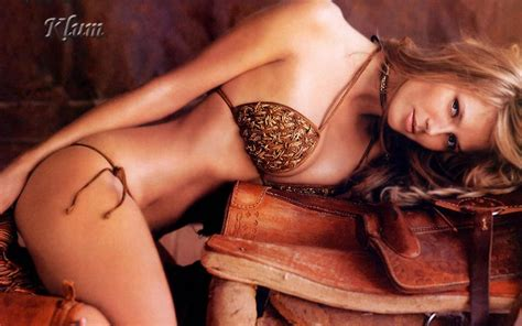 Heidi Klum Hairstyle Trends Heidi Klum Bikini Wallpapers