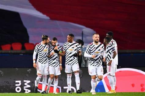Paris Saint-Germain vs Man Utd highlights and reaction as ...