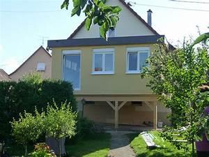 arkobois notre specialite l39agrandissement de votre maison With agrandissement maison sur pilotis