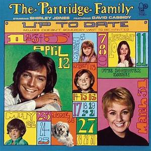 Up to Date - The Partridge Family | Songs, Reviews ...
