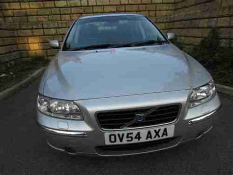 manual cars for sale 2004 volvo s60 electronic throttle control volvo 2004 54 s60 2 4 d5 se diesel saloon manual car for sale