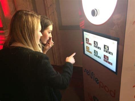 selfie pod corporate entertainment  essex london